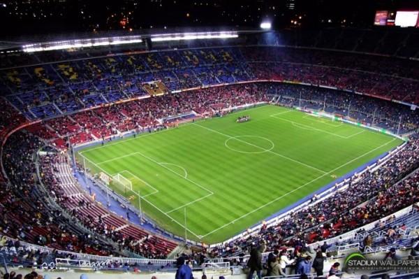 サッカー、スタジアム、キャンプ、カンプノウ-485x728