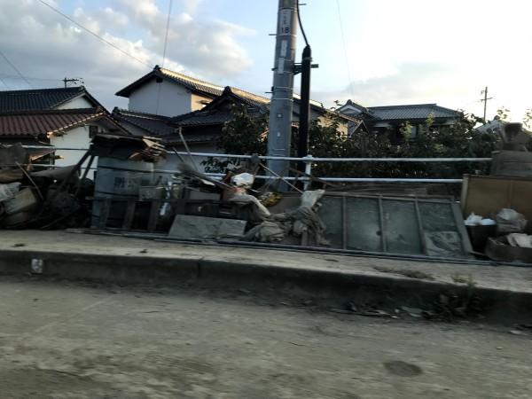 カーモンベイビーオカヤマ_真備町_車窓撮影